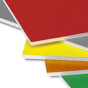 Colour Foamboards