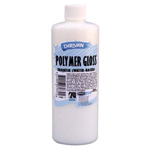 Derivan Polymer Gloss Varnish