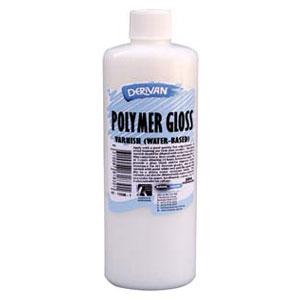 Derivan Polymer Gloss Varnish