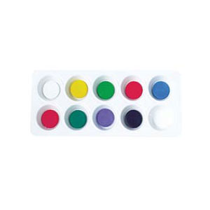 EC Tempera Paint Set with Palette