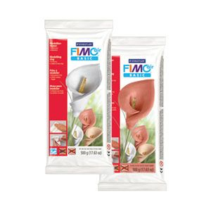 STAEDTLER FIMOair Basic Clays