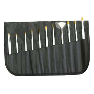Jasart Brush Set & Holder