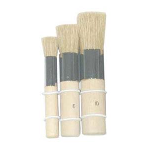 Jasart Stencil Hog Brush Pack
