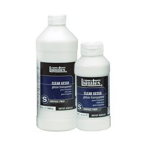 Liquitex Clear Gesso Primers