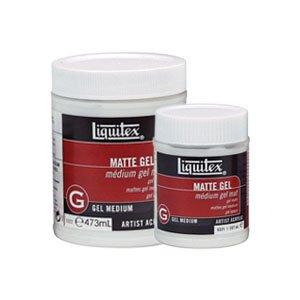 Liquitex Matte Gels