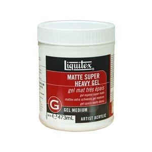 Liquitex Matte Super Heavy Gel