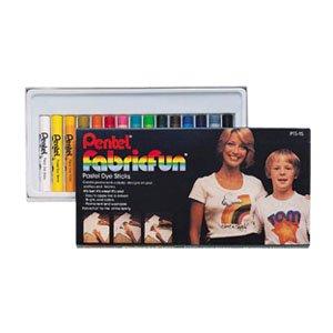 Fabricfun Pastel Dye Sticks