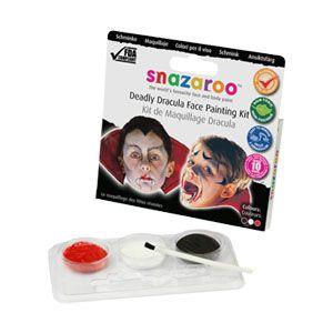Snazaroo Face & Body Paint Theme Kits