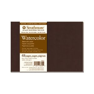 Strathmore Series 400 Softcover Watercolour Journals