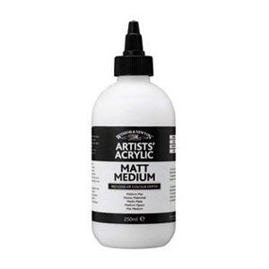 Winsor & Newton Acrylic Matt Medium